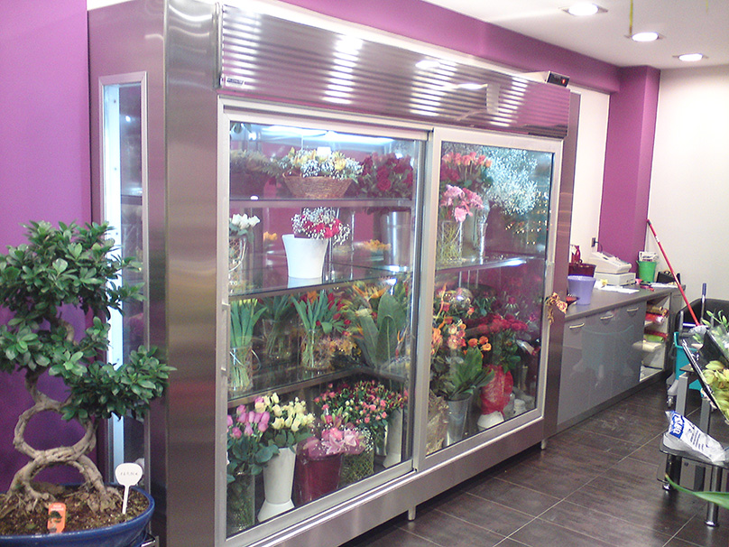 Ψυγείο Ανθοπωλείου