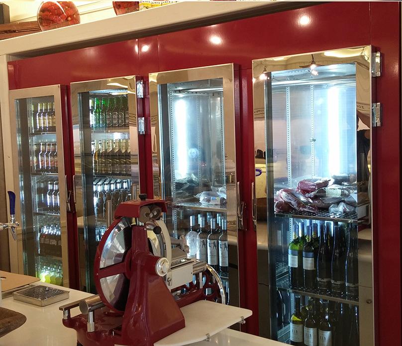 Ψυγεία για κρασιά και μπύρες
