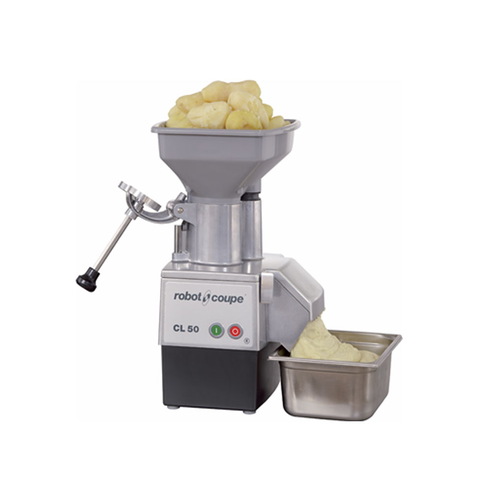 robot cl 50 with potato masher robot coupe 1