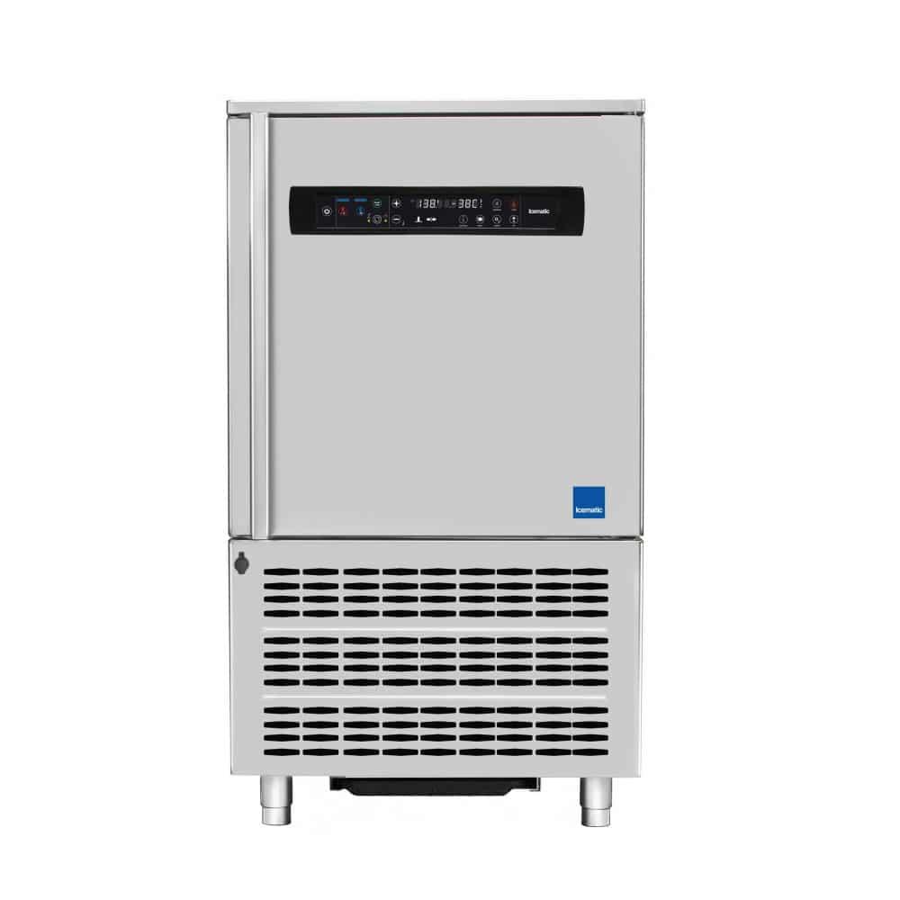 icematic blast chiller shock freezer bc 10.35 2