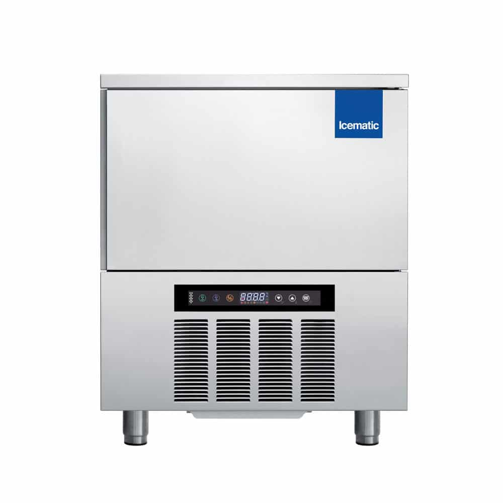 icematic blast chiller shock freezer st5 18 1