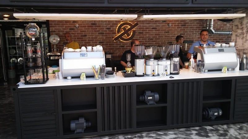 exos coffee station 4