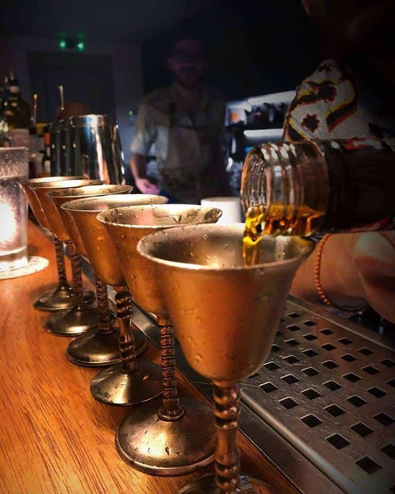 meerkat cocktail safari drainer 1